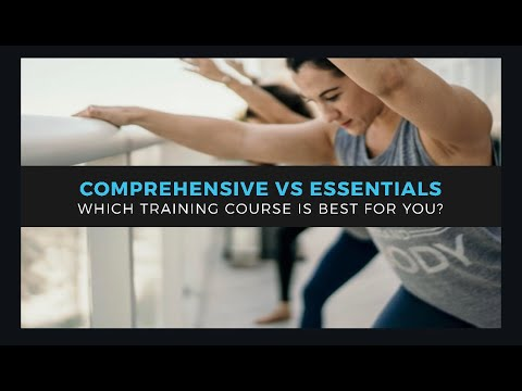 Choosing the Right Barre Instructor Training Course - YouTube