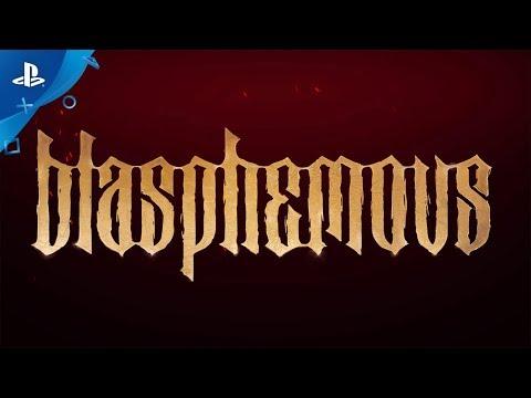 Trailer de Blasphemous