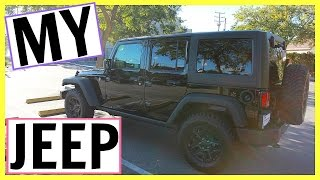 I BOUGHT A 2017 JEEP WRANGLER UNLIMITED WILLY