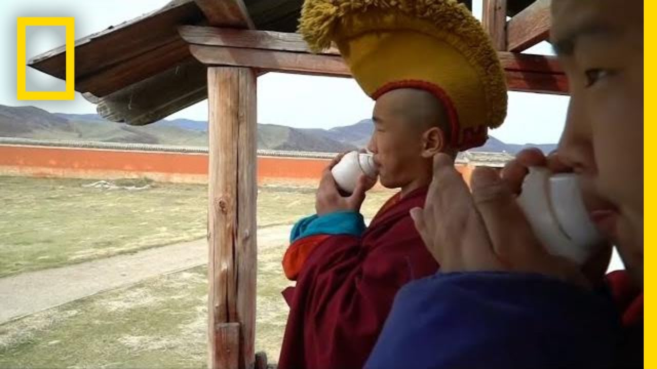 Millennial Monks Adapt to a Modernizing World | National Geographic thumbnail