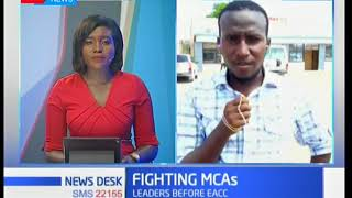 Fighting MCAs before EACC.