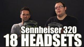 CK und SiriuS: Sennheiser PC 310/320 beim Headset-Test