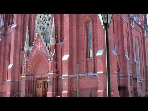Какое количество куполов на церквях