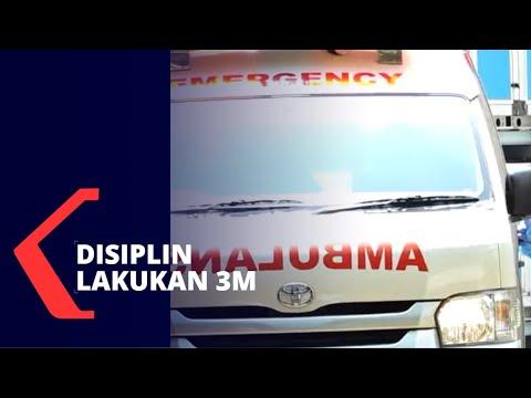 istri sopir ambulans disiplin terapkan m