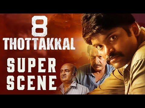 8 Thottakkal | Hindi Dubbed Movie | Super Scenes Compilation | Part 3 | Online Movies