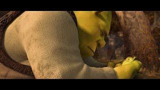 Shrek crying