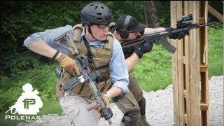 Смотреть онлайн Тактические приемы и правила стрельбы из автомата