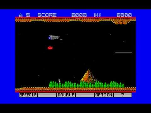 Gradius (Sharp X1)