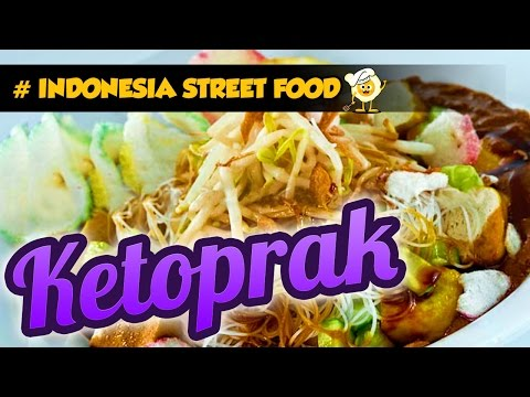 Video Vegetarian dish from Jakarta Ketoprak! [Eng Subtitle] - Asta And Food