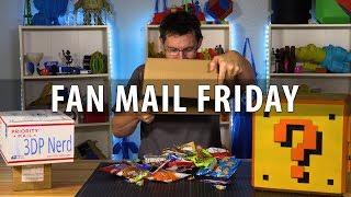 Fan Mail Friday - Rylee Gets a Geeetech E180 / Joel Gets SNACKS! | Kholo.pk