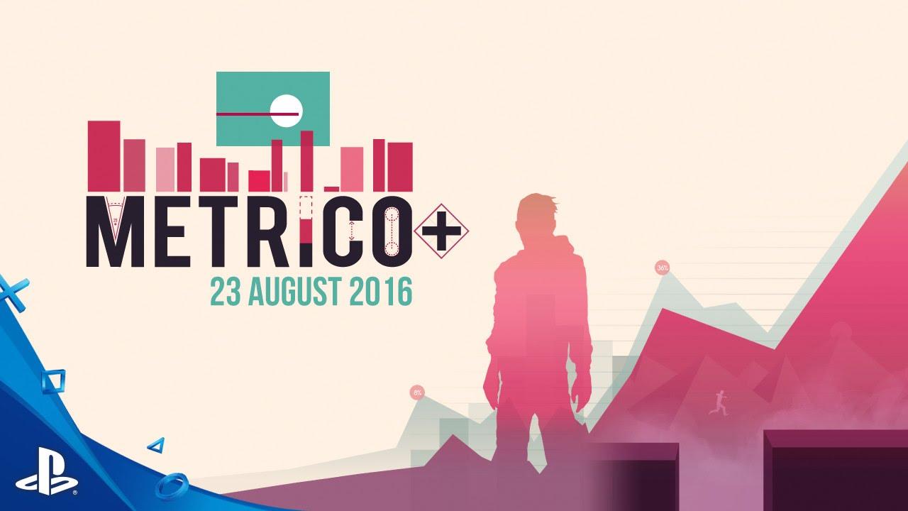 Metrico+ llega a PS4 el 23 de agosto, vean el nuevo tráiler