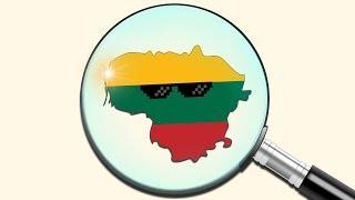 Where DAFUQ Is Lithuania?