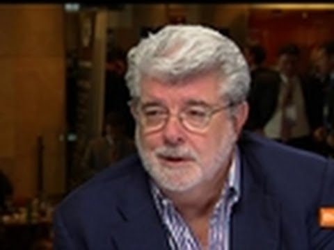 George Lucas on Digital Technology, Film Industry