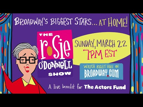 Ben Platt, Idina Menzel, and More Broadway Stars Unite For Special Rosie O'Donnell Show