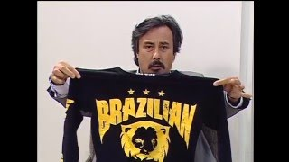 Boa Tarde Curitiba – Reury Barbarini – BRAZILIAN