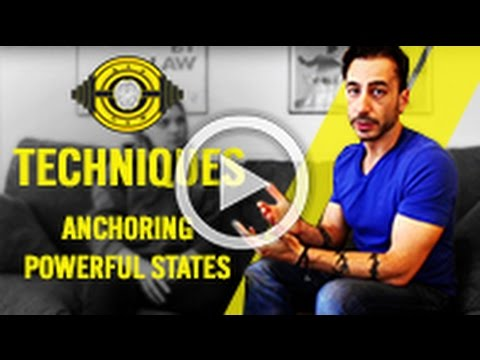 Anchoring Nlp Tony Robbins - Hypnotherapy to Lose Weight