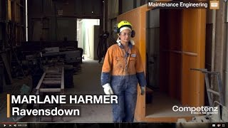 A career in maintenance engineering