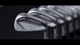 Mizuno JPX 900 Tour Irons 3-PW w/Steel Shafts-video