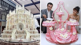 Top 10 Most Amazing Wedding Cakes