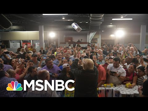 How Trump's Hurricane Maria Response Foreshadowed His Coronavirus Failure | All In | MSNBC