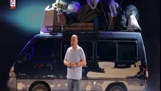 Fady Reaidy   The Blue Comedy Show (2014)   Motor Show