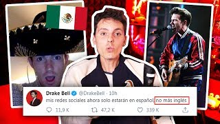 Drake Bell quiere ser Mexicano-Wefere NEWS
