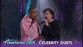 "Dimitrius Graham & Lukas Graham: When You ""Love Someone""! | American Idol 2019"