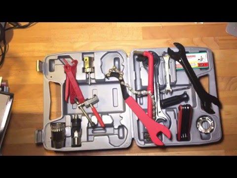 Empfehlung: Fahrrad Werkzeugkoffer von Bike Hand