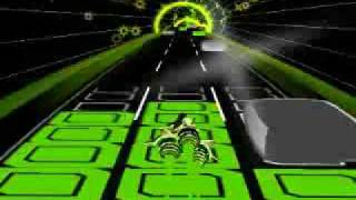 Audiosurf: qnp @ 'TV Junkeez - Knight Rider' [Ninja Mono]