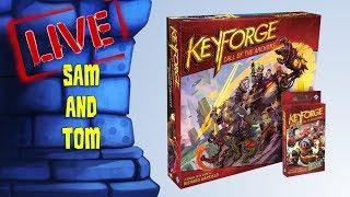 Sam vs. Tom: Keyforge