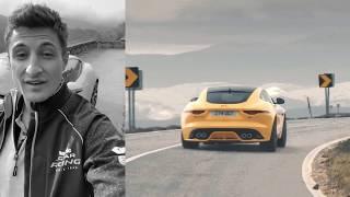 Jaguar Panasonic Jaguar Racing | Mitch Evans x New Jaguar F-TYPE in Portugal Advert