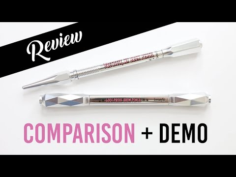The Great Brow Basics Pencil & Gel Set by Benefit #9