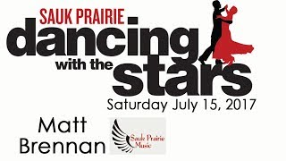 Sauk Prairie's Dancing with the Stars- Matt Brennan