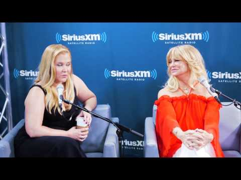 How Goldie Hawn fell in love with Kurt Russell // Radio Andy // SiriusXM