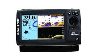 Эхолот lowrance 7 elite chirp