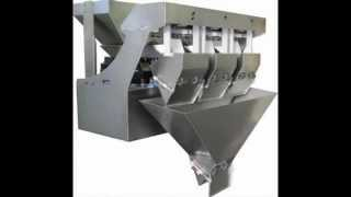 TECHNO D - Linear weigher with timing hopper