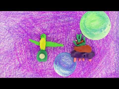 Группа «Пчелки» создала мультфильм «Космические сказки»