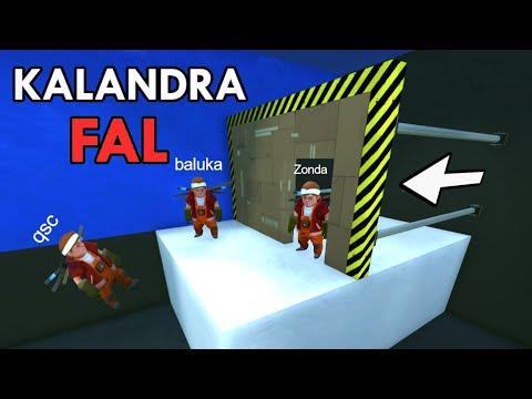 Átmész A Lyukon Vagy Lezuhansz   Scrap Mechanic Kalandra FAL