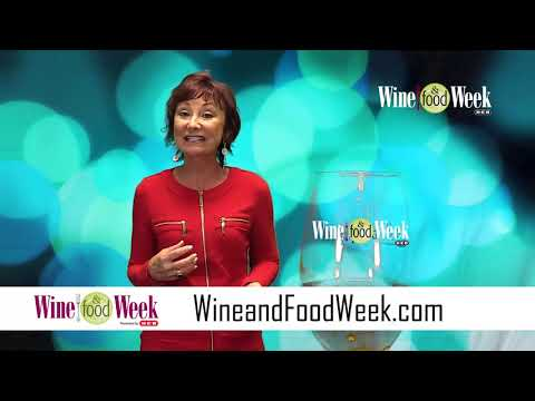 Wine & Food Week 2019 Promo