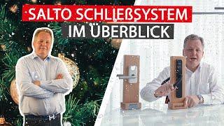 Elektronisches Schließsystem - Salto Systems XS4