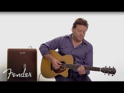 FENDER Acoustic SFX Kombo pro akustické nástroje