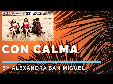 """This was fun little concept video I did with some students to Daddy Yankee's """"Con Calma."""""""