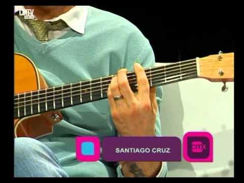 Santiago Cruz video No digamos mentiras - Mayo 2015