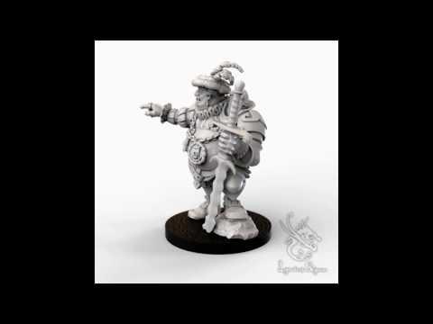 Khan Dir, Duke of Vallor 3D