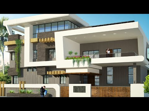 New Home Design 2018 13 Lakh Home Design