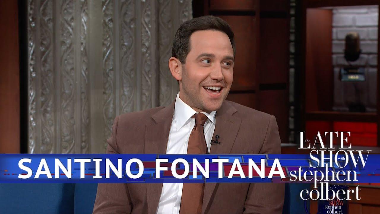 Santino Fontana Is The New 'Tootsie' thumbnail