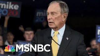 Mike Bloomberg's Democratic Rivals Sharpen Their Attacks | Morning Joe | MSNBC