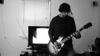 The Cure - A Strange Day (Guitar Cover)