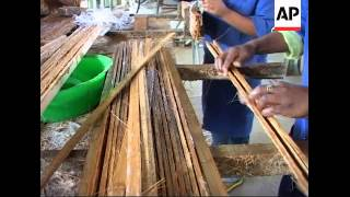 Trend for bamboo furniture means business is booming for farmers