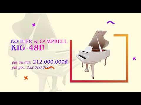 Việt Thương Music Fair 2020 - Ưu đãi hấp dẫn dành cho đàn piano